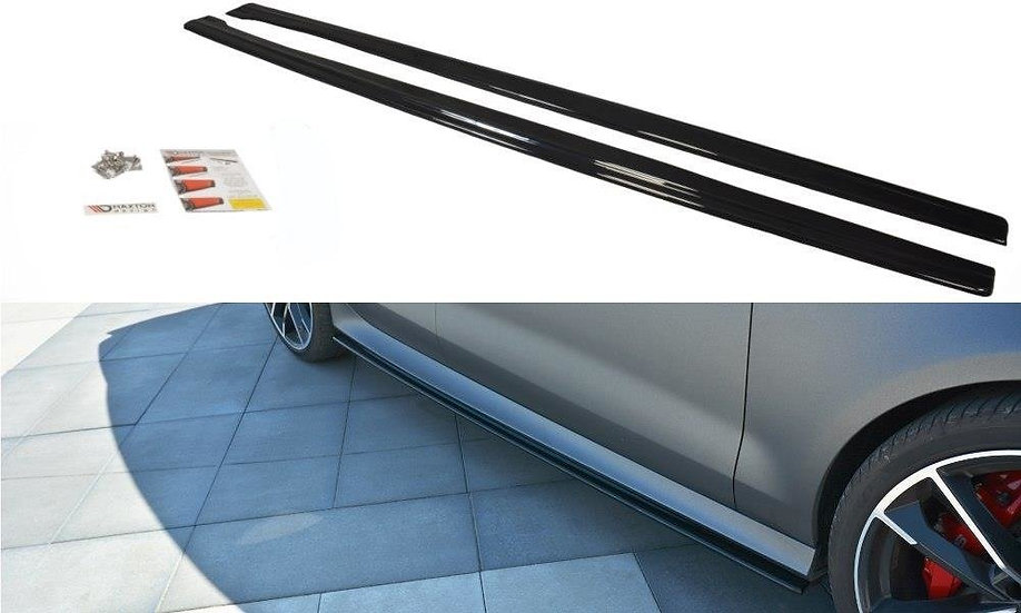 AUDI RS7 C7 FL SIDE SKIRTS DIFFUSERS