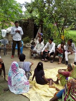 Gospel Sharing