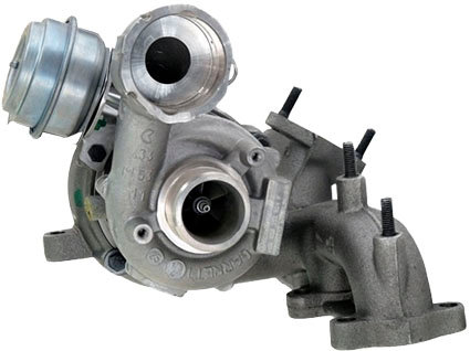TURBO SERIE: GT1646MV , 1.9 L TDI
