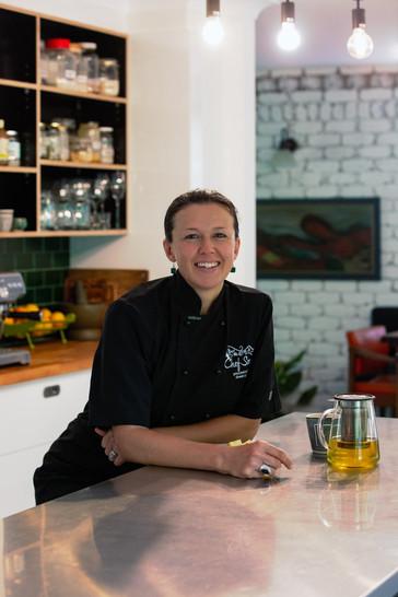 Chef Sarah