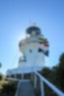 Sugarloaf Point Lighthouse, Seawardz Accomodation Pacific Palms