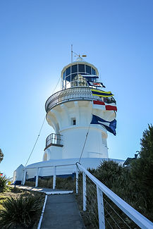 Sugarloaf Point Lighthouse, Seawardz Accomodation Pacific Palms