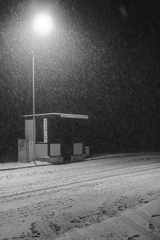 En attendant la neige