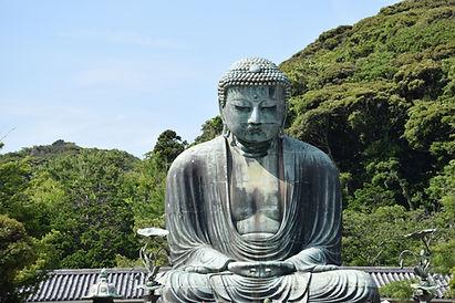 Statue von Buddha