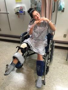 1 Year Knee Surgery Anniversary!
