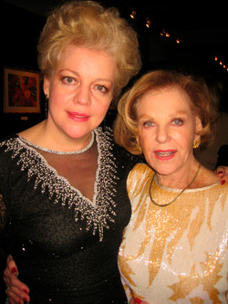 KT Sullivan and Joan Copeland