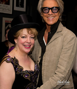 KT Sullivan and Tommy Tune