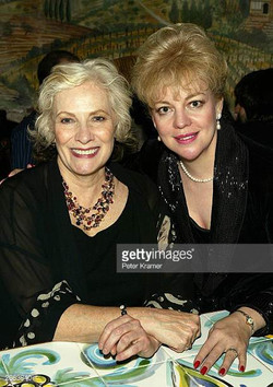 KT Sullivan and Betty Buckley