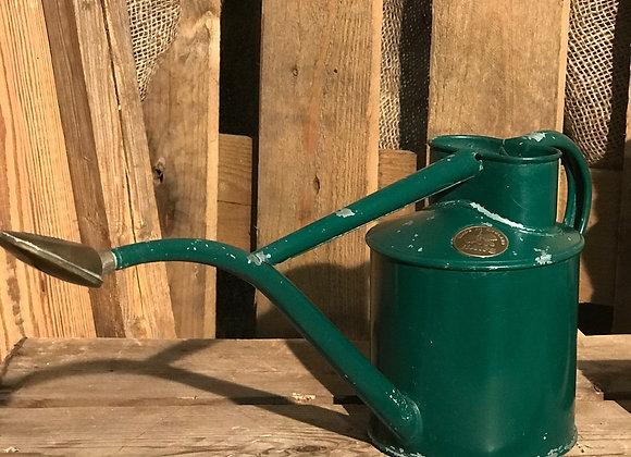 Vintage Painted Indoor Watering Can