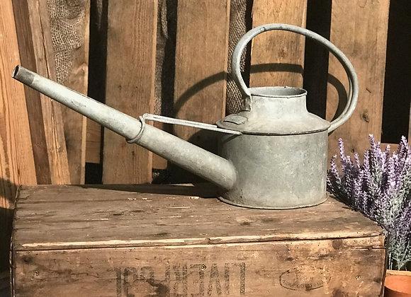 Vintage Galvanised Watering Can