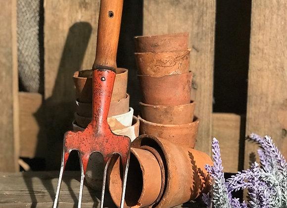 Hand Fork vintage garden tools for sale