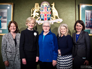 Commonwealth Women Parliamentarians fundraising luncheon