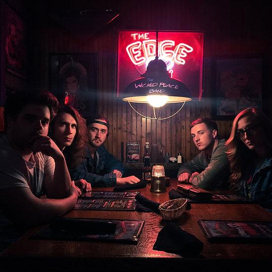 The Edge EP CD