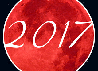 Two Thousand & Seventeen: New Year, New Moon