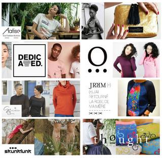 L'embarras du choix: marques de vêtements et accessoires avec une éthique, update!