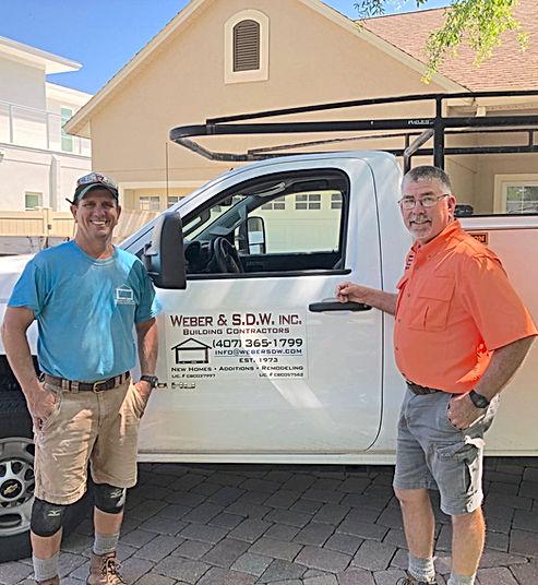 Bob Matherly & Mike Weber, C.E.O.'s