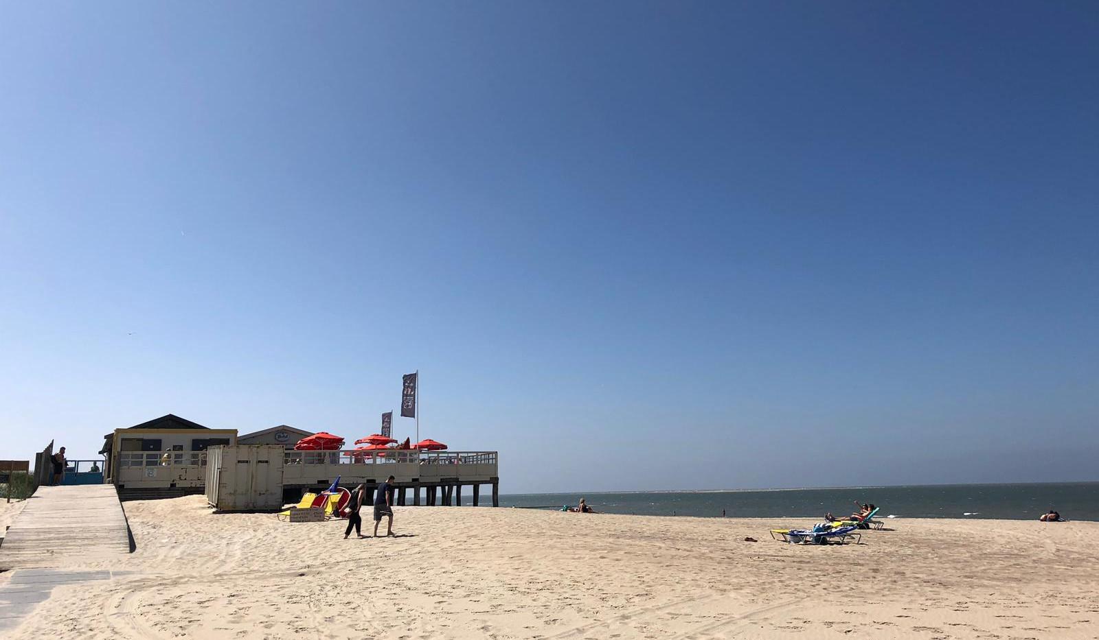 Overvolle stranden