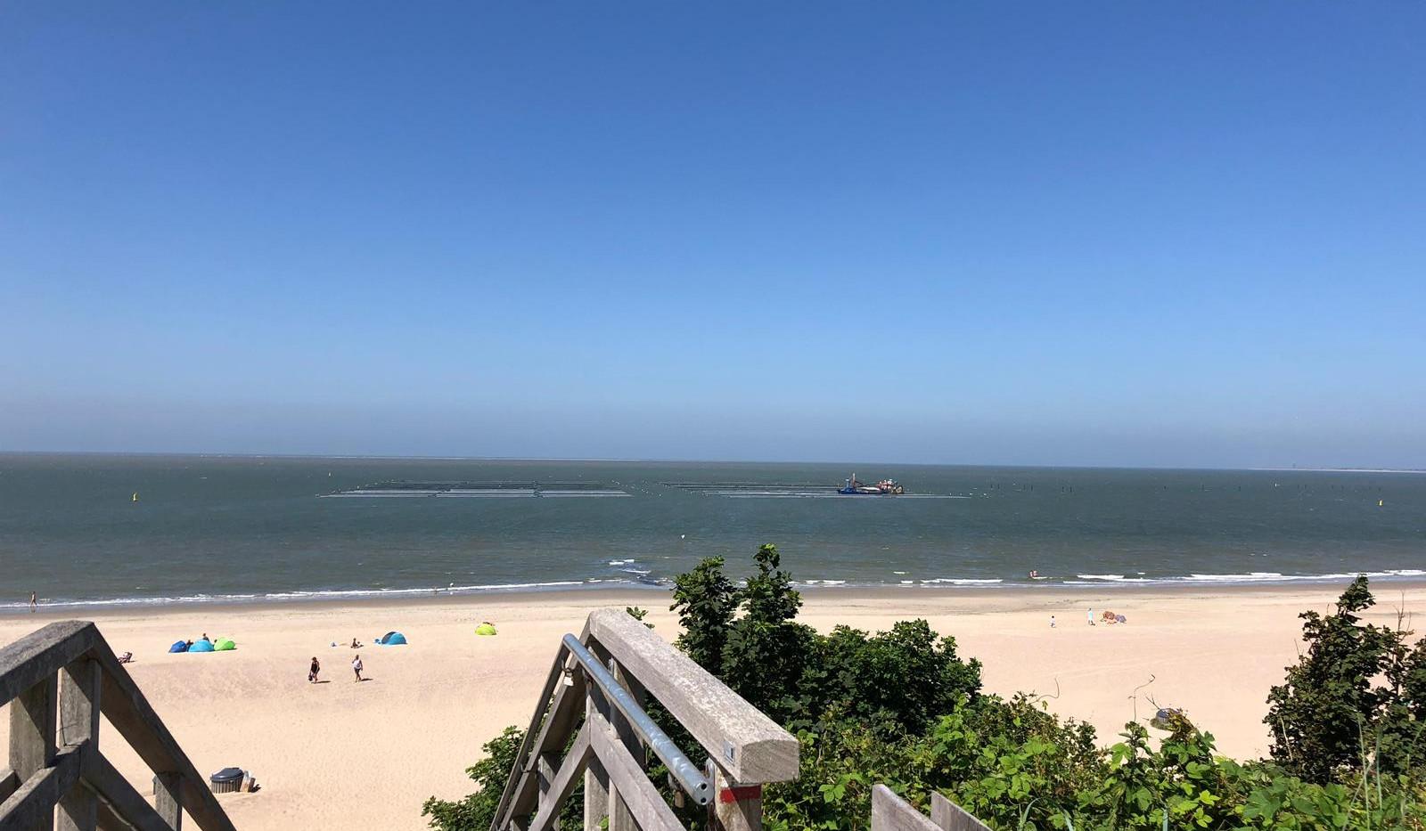 Strandopgang Westenschouwen