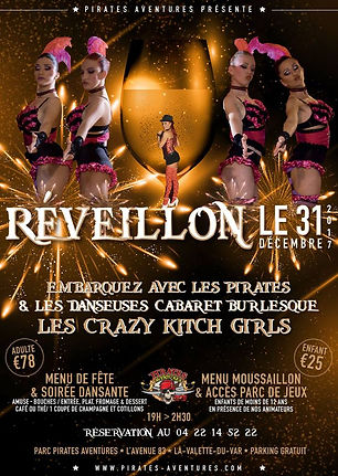 Crazy Kitch cabaret Marseille french cancan