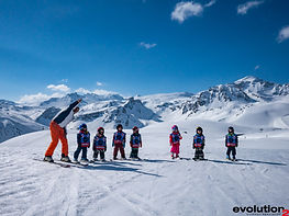 Evolution 2 Tignes