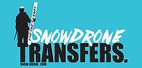 Snowdrone Transfers Tignes