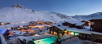 Hotels and Suites to book in Tignes