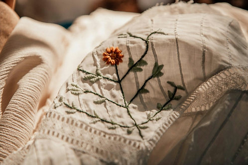 Flowerdance blouse