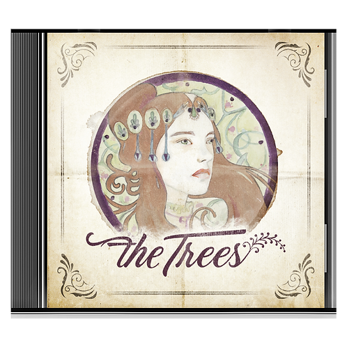 The Trees - Live CD