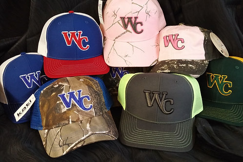 WC Embroidered Cap