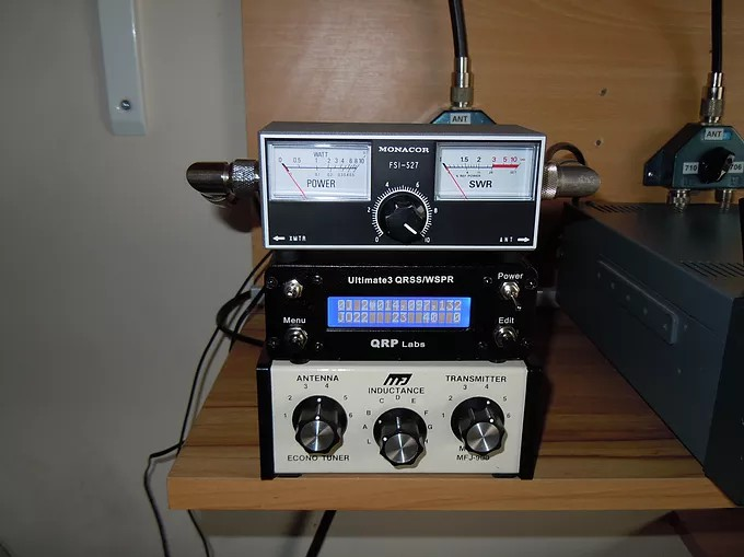 Ultimate3 multi-mode QRSS/WSPR Transmitter