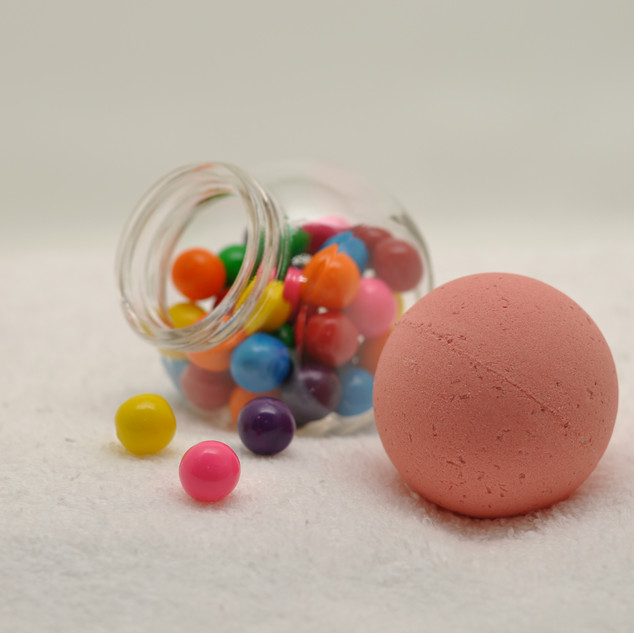 Bubble Gum bathbomb