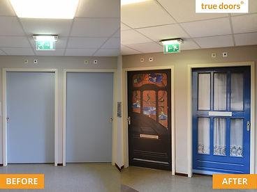 True Doors in long term care home