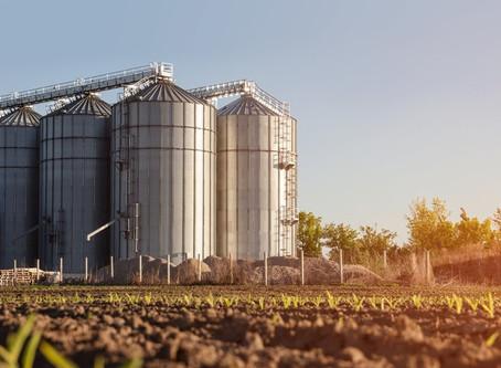 Monitoramento de silos em produções intensivas