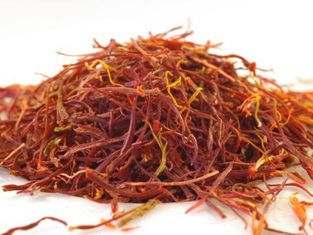 Saffron: The Most Expensive Spice in the World                     By  D. Jameson