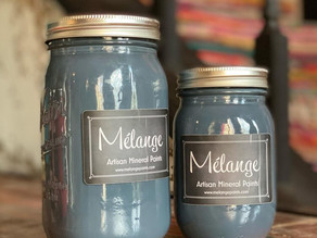 Mélange Paint is in Canada!