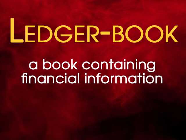 ledgerbook