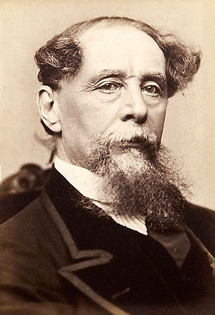 Charles Dickens, author of A Christmas Carol