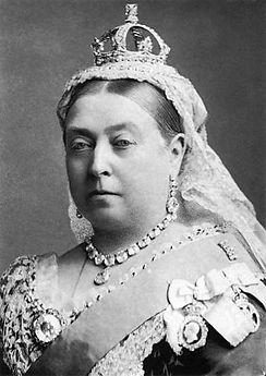 Queen Victora, reigning queen during Dicken's life