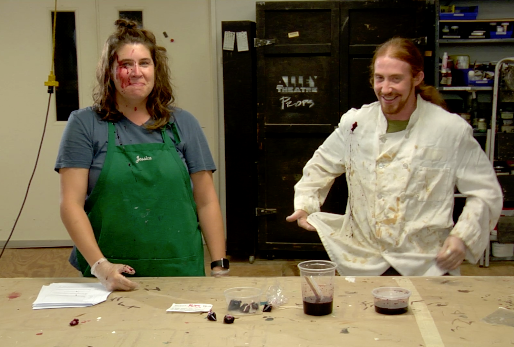 Make a Bloody Mess with Blood FX