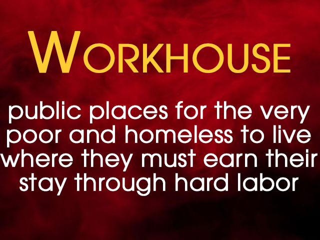 workhouse