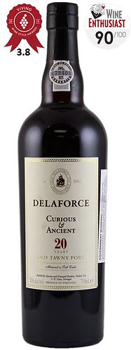 DELAFORCE | OLD TAWNY | PORT | 20 YEARS OLD | DOC DOURO