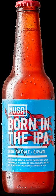 Born in the IPA - India Pale Ale 6.5%Vol