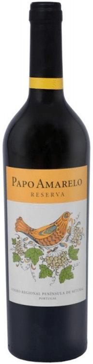PAPO AMARELO RESERVE RED 2018