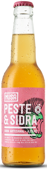 Peste & Sidra - Craft Cider 4%Vol