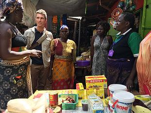 IOM host community interviews - Uganda