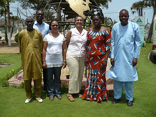 CESAG institutional assessment, staff stakeholders - Senegal