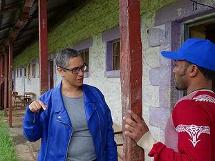 Preparing IOM migrant focus group discussions - Ethiopia