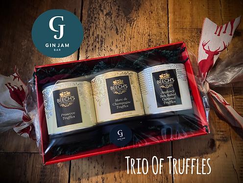 Luxury Trio of Truffles