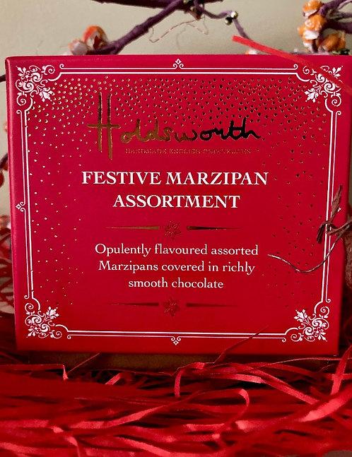 Festive Marzipan Assortment