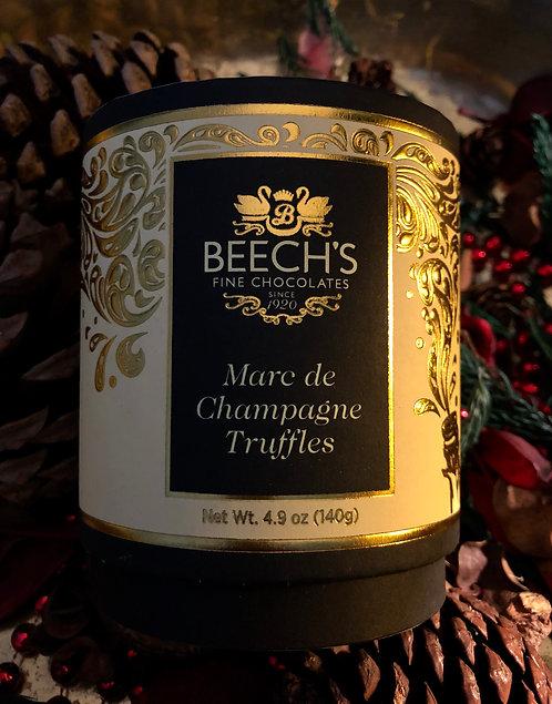 Gorgeous Marc de Champagne Truffles 110g